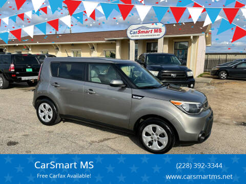 2015 Kia Soul for sale at CarSmart MS in Diberville MS