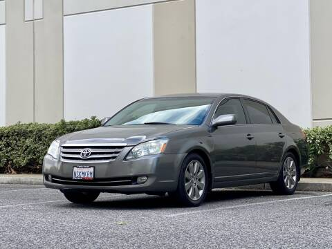 2006 Toyota Avalon for sale at Carfornia in San Jose CA