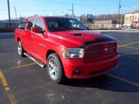 2010 Dodge Ram Pickup 1500 for sale at First Rate Motors in Milwaukee WI