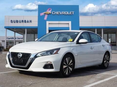 2019 Nissan Altima for sale at Suburban Chevrolet of Ann Arbor in Ann Arbor MI