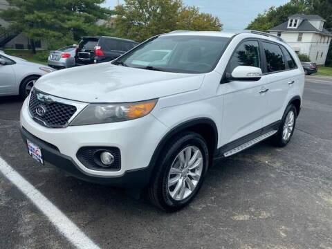 2011 Kia Sorento for sale at 1NCE DRIVEN in Easton PA