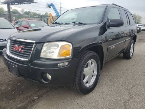 2002 GMC Envoy for sale at MENNE AUTO SALES in Hasbrouck Heights NJ