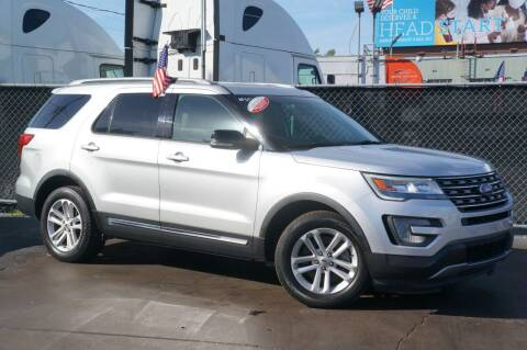 2017 Ford Explorer for sale at MATRIX AUTO SALES INC in Miami FL