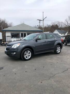 2011 Chevrolet Equinox for sale at WXM Auto in Cortland NY