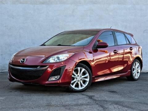 2010 Mazda MAZDA3 for sale at Divine Motors in Las Vegas NV