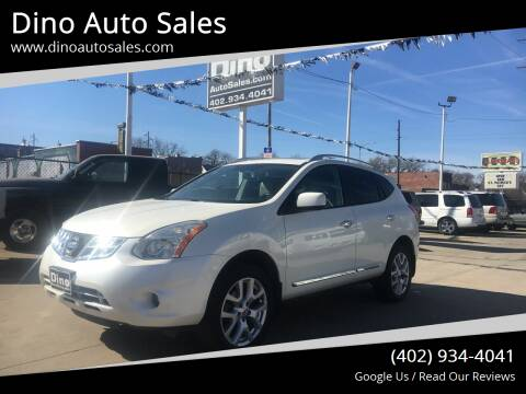 2013 Nissan Rogue for sale at Dino Auto Sales in Omaha NE
