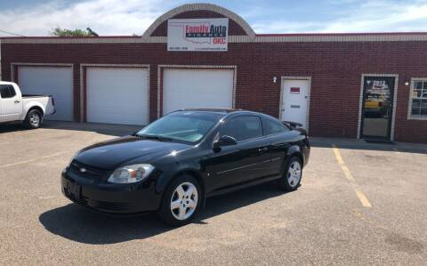 2008 Chevrolet Cobalt for sale at Family Auto Finance OKC LLC in Oklahoma City OK
