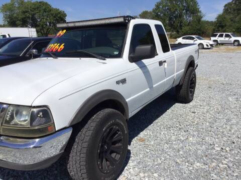 1999 Ford Ranger for sale at K & E Auto Sales in Ardmore AL