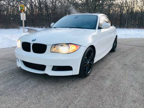 2011 BMW 1 Series for sale at Scott's Automotive in West Allis WI