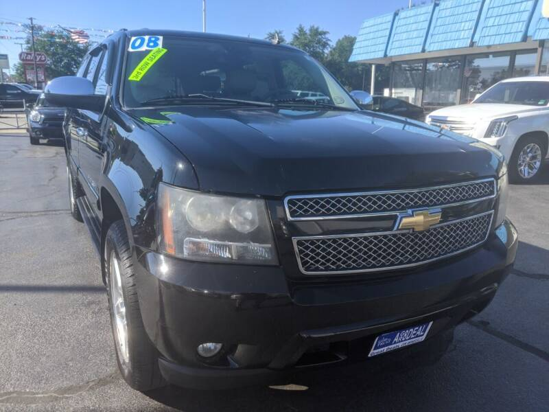 2008 Chevrolet Suburban for sale at GREAT DEALS ON WHEELS in Michigan City IN