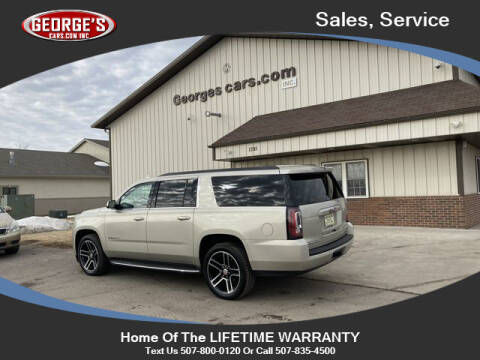 2015 GMC Yukon XL for sale at GEORGE'S CARS.COM INC in Waseca MN