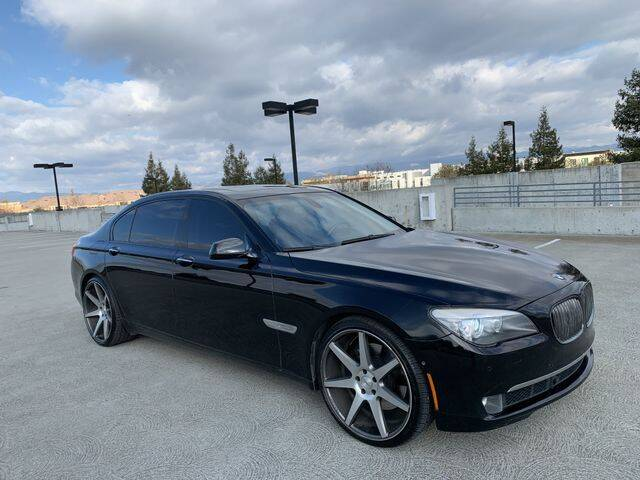 2011 BMW 7 Series for sale at PREMIER AUTO GROUP in Santa Clara CA
