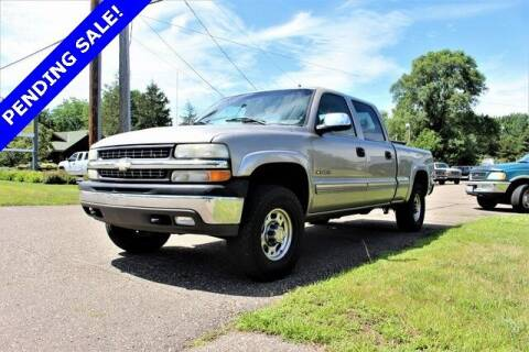 2001 Chevrolet Silverado 1500HD for sale at St. Croix Classics in Lakeland MN