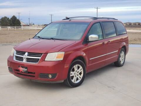 2008 Dodge Grand Caravan for sale at Chihuahua Auto Sales in Perryton TX