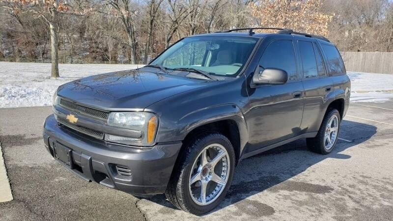 2007 Chevrolet TrailBlazer for sale at Nationwide Auto in Merriam KS