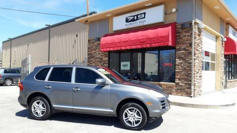 2010 Porsche Cayenne for sale at 719 Automotive Group in Colorado Springs CO