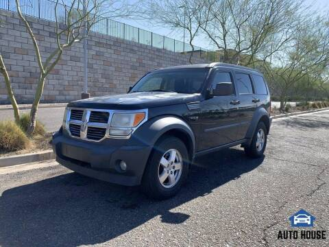 2007 Dodge Nitro for sale at AUTO HOUSE TEMPE in Tempe AZ