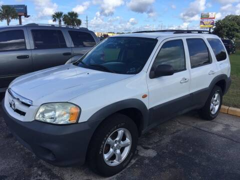 2005 Mazda Tribute for sale at CARZ4YOU.com in Robertsdale AL