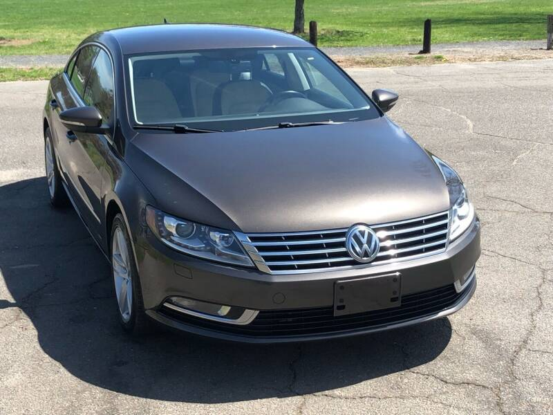 2013 Volkswagen CC for sale at Choice Motor Car in Plainville CT