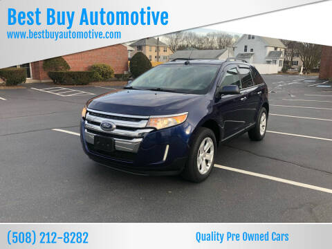 2011 Ford Edge for sale at Best Buy Automotive in Attleboro MA