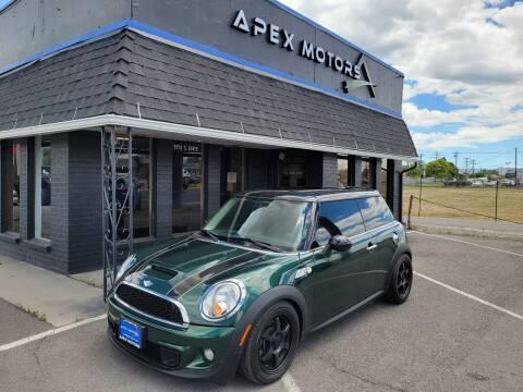 2012 MINI Cooper Hardtop for sale at Apex Motors in Murray UT