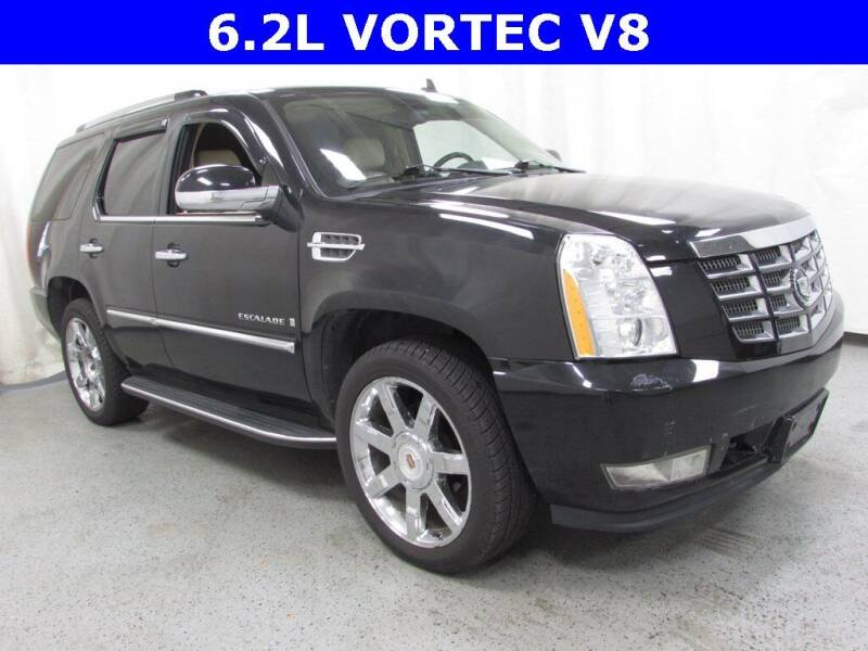 2008 Cadillac Escalade for sale at MATTHEWS HARGREAVES CHEVROLET in Royal Oak MI