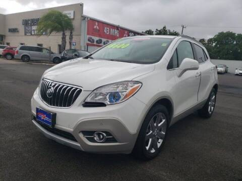 2016 Buick Encore for sale at All Star Mitsubishi in Corpus Christi TX