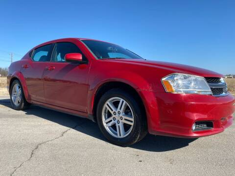 2014 Dodge Avenger for sale at ILUVCHEAPCARS.COM in Tulsa OK
