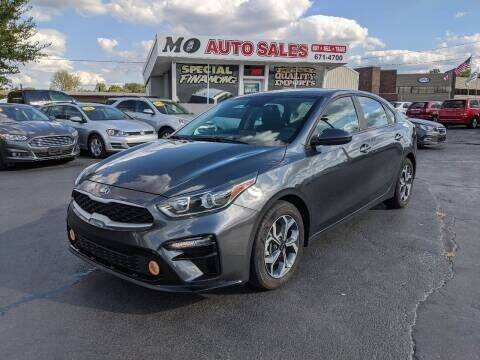 2019 Kia Forte for sale at Mo Auto Sales in Fairfield OH
