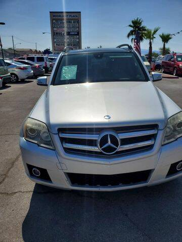 2010 Mercedes-Benz GLK for sale in Las Vegas, NV