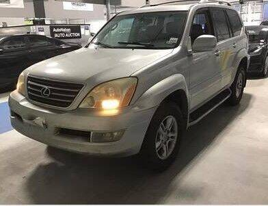 2004 Lexus GX 470 for sale at JacksonvilleMotorMall.com in Jacksonville FL