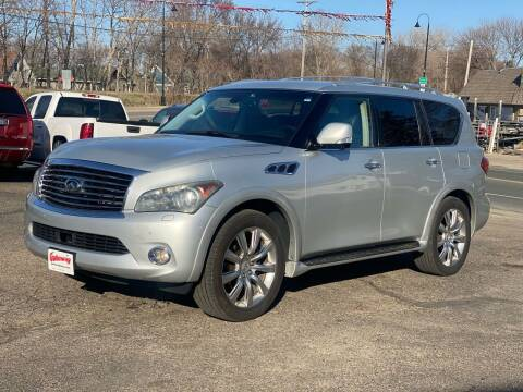 2011 Infiniti QX56 for sale at Tonka Auto & Truck in Mound MN