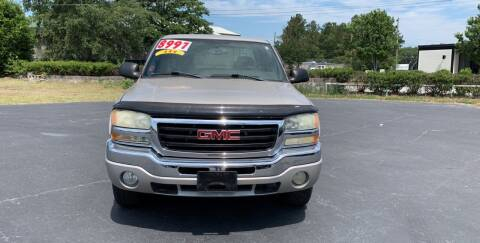 2004 GMC Sierra 1500 for sale at Rock 'n Roll Auto Sales in West Columbia SC