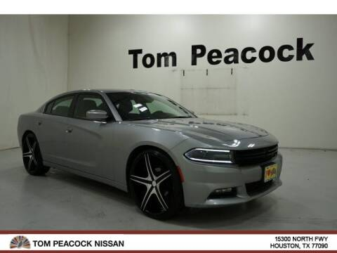 2016 Dodge Charger for sale at Tom Peacock Nissan (i45used.com) in Houston TX