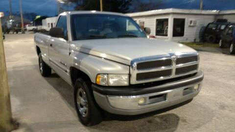 2000 Dodge Ram Pickup 1500 for sale at Kelly & Kelly Supermarket of Cars in Fayetteville NC