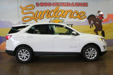 2019 Chevrolet Equinox for sale at Sundance Chevrolet in Grand Ledge MI