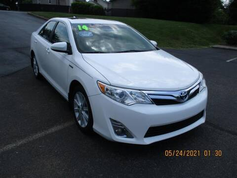 2014 Toyota Camry Hybrid for sale at Euro Asian Cars in Knoxville TN