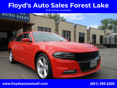 2017 Dodge Charger for sale at Floyd's Auto Sales Forest Lake in Forest Lake MN