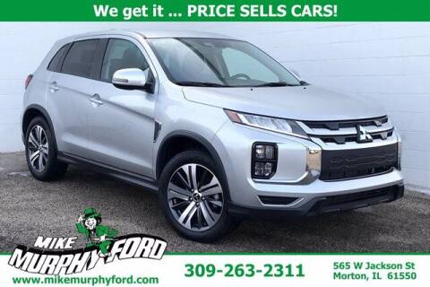 2020 Mitsubishi Outlander Sport for sale at Mike Murphy Ford in Morton IL