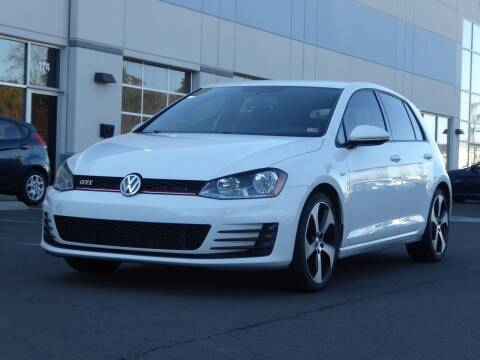 2017 Volkswagen Golf GTI for sale at Loudoun Motor Cars in Chantilly VA