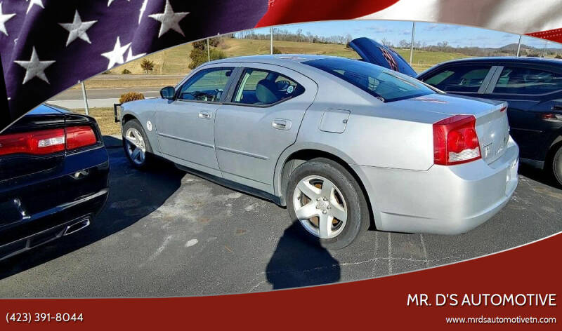 2010 Dodge Charger for sale at Mr. D's Automotive in Piney Flats TN