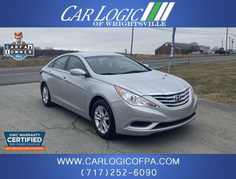 2013 Hyundai Sonata for sale at Car Logic in Wrightsville PA
