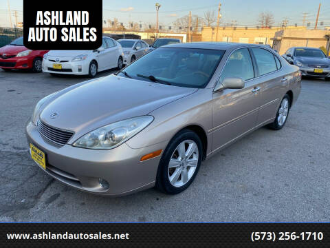 2005 Lexus ES 330 for sale at ASHLAND AUTO SALES in Columbia MO