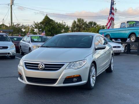 2009 Volkswagen CC for sale at KD's Auto Sales in Pompano Beach FL