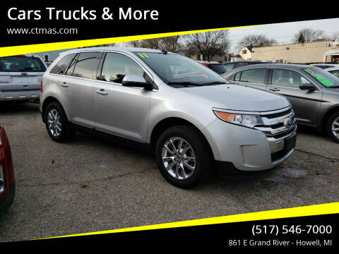 2011 Ford Edge for sale at Cars Trucks & More in Howell MI