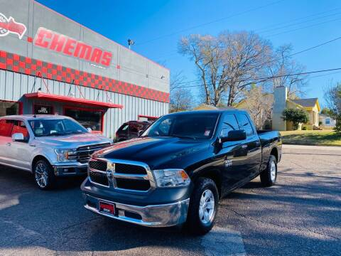 2014 RAM Ram Pickup 1500 for sale at Chema's Autos & Tires in Tyler TX