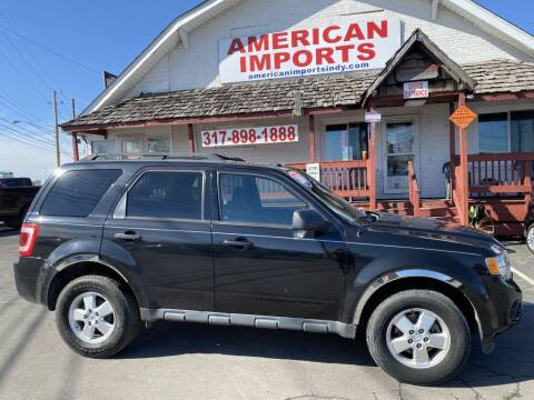 2011 Ford Escape for sale at American Imports INC in Indianapolis IN