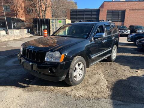 2007 Jeep Grand Cherokee for sale at Boston Auto Exchange in Boston MA