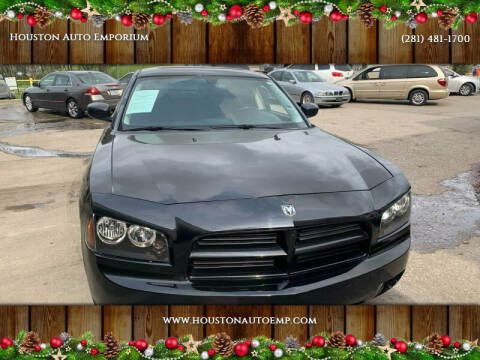 2009 Dodge Charger for sale at Houston Auto Emporium in Houston TX