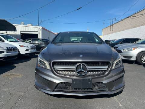 2016 Mercedes-Benz CLA for sale at Auto Center Of Las Vegas in Las Vegas NV